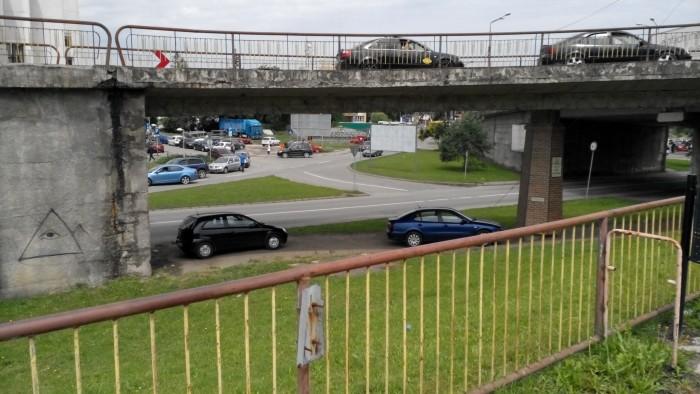 Cum și-au adăpostit șoferii mașinile la Satu Mare