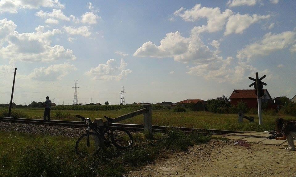 Accident feroviar la Satu Mare