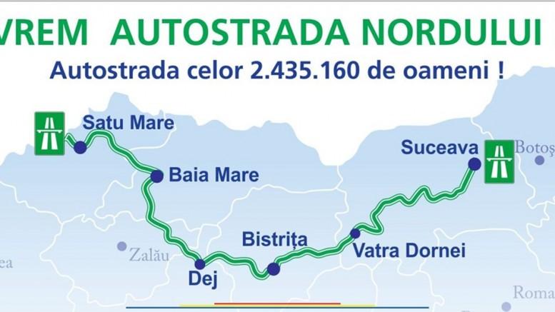 SPERANŢA MOARE ULTIMA – Autostrada Nordului (Suceava ...  |Autostrada Nordului