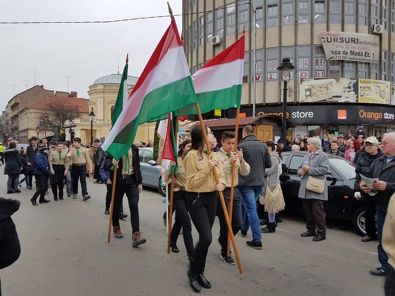 Maghiari 15 Martie Satu Mare (4