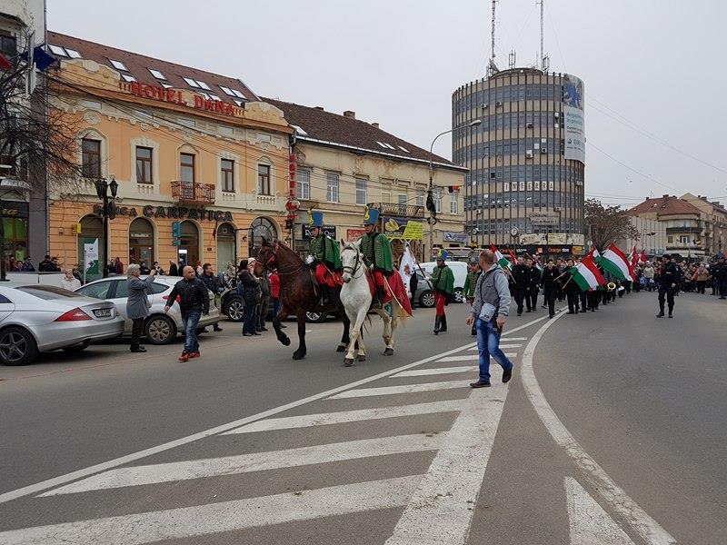 15 Martie Image: Maghiari 15 Martie Satu Mare (8