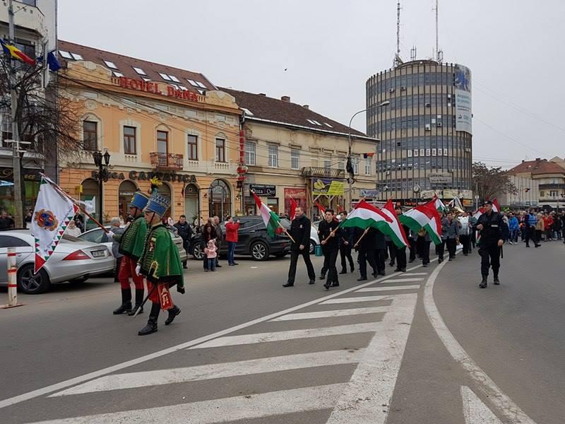 15 Martie Image: Maghiari 15 Martie Satu Mare (9