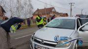 Accident mortal în Odoreu. Biciclist, spulberat de o mașină