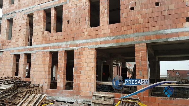 Noul sediu al Prefecturii Satu Mare prinde contur