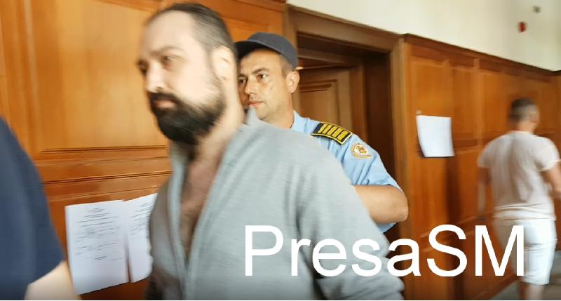 Răzvan Rentea, primele declarații la proces