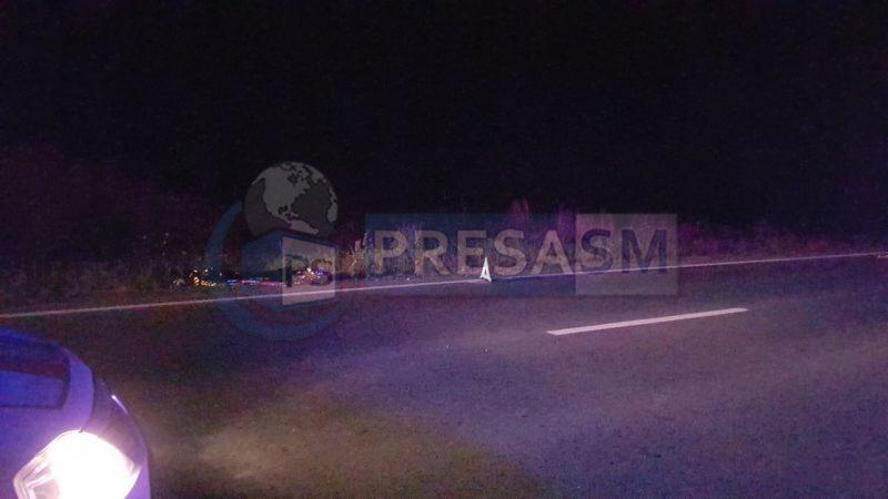 Accident mortal la intrarea în municipiul Satu Mare