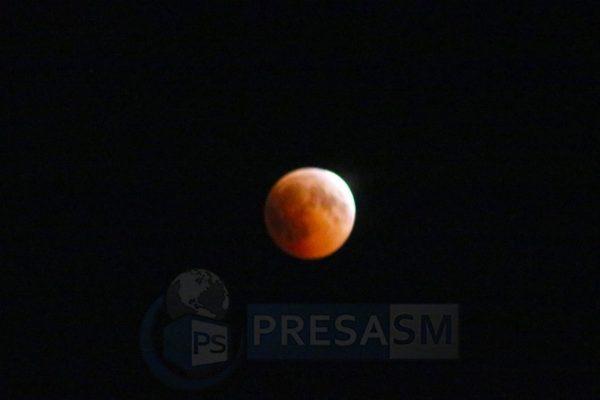 Cea mai lungă eclipsă de Lună la Satu Mare