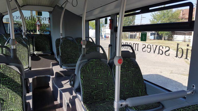 Autobuze hibrid la Satu Mare