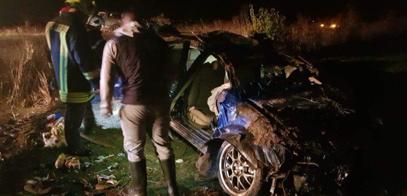 Accident Terebești
