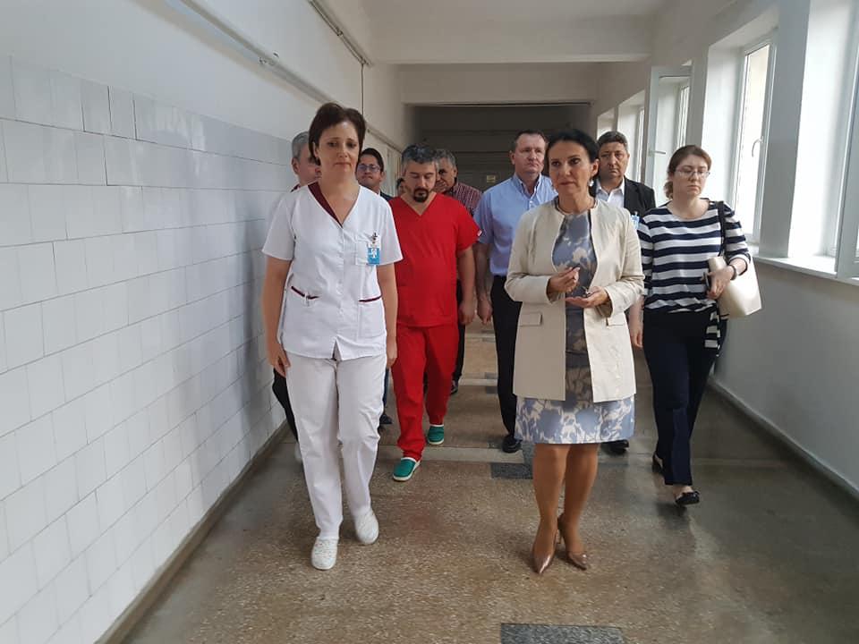 Ministrul Sănătății la Satu Mare