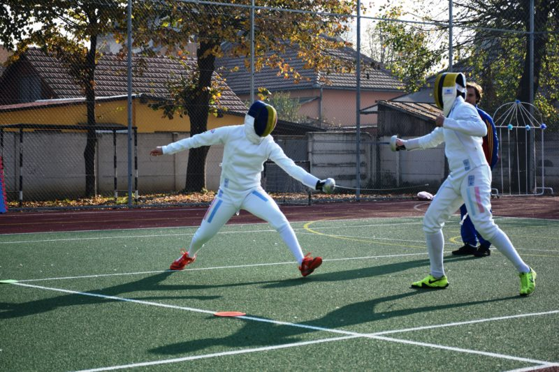teren sport Satu Mare