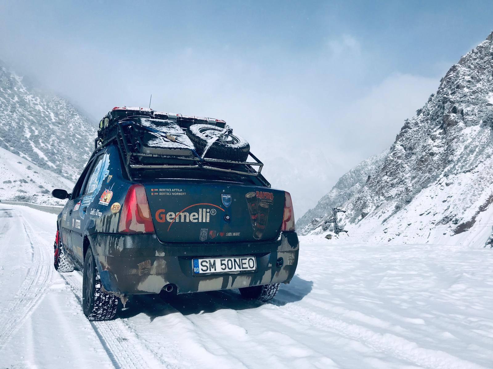 Egy Daciaval mentek el Erdélyből Szibériába