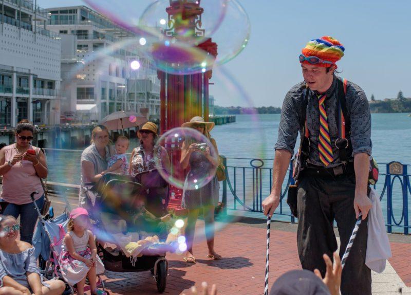 Bubble Show Satu Mare