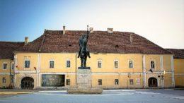 Euras S.R.L. reabiliteaza Palatul Principilor