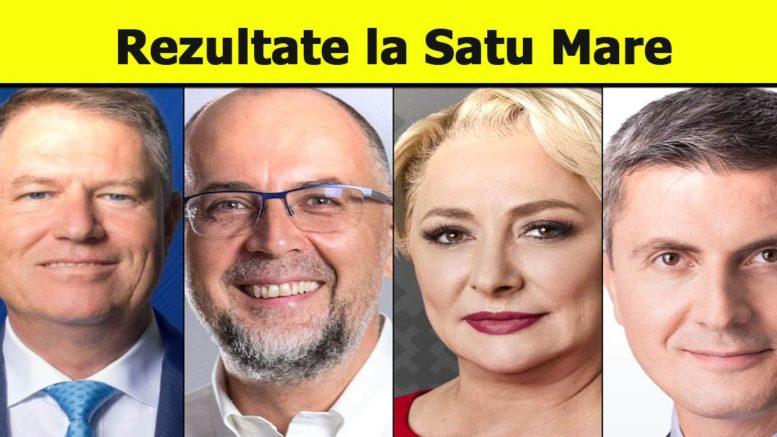 Rezultate alegeri prezidențiale 2019