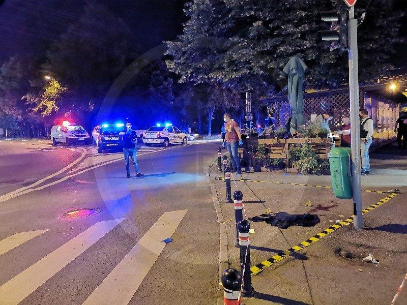 Tânăr înjunghiat pe stradă la Satu Mare