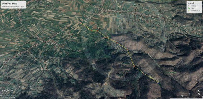 Lacul de smarald din județul Satu Mare