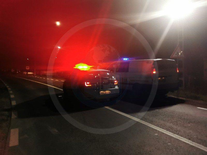 accident noaptea in Odoreu politie