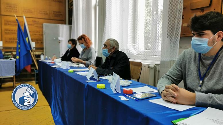 Alegeri locale Satu Mare 2020