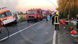 Accident cu doi morți în județul Satu Mare