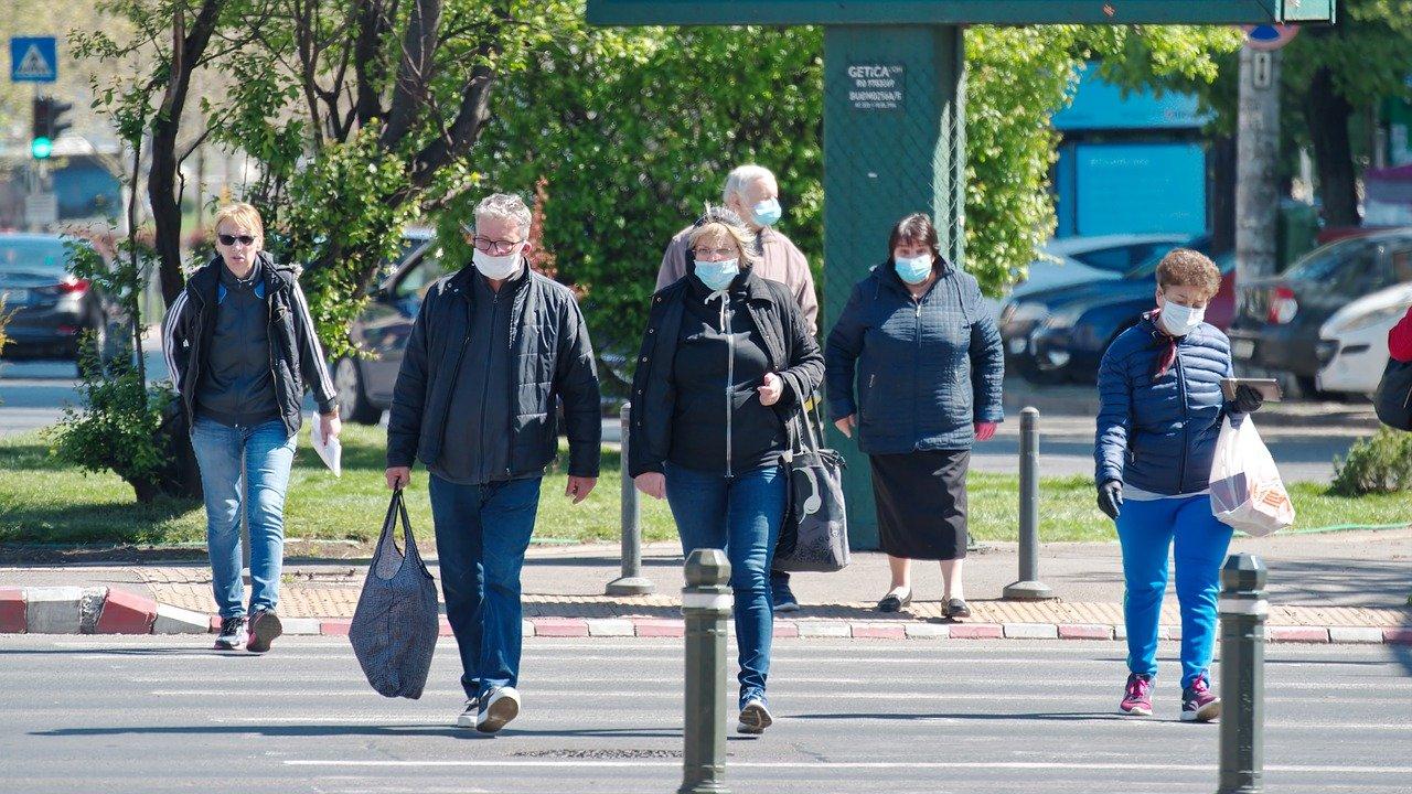 Județele din țară cu cele mai mari rate de infectare