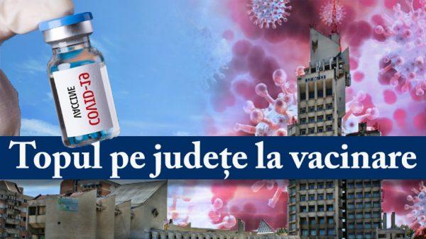 top vaccinare covid